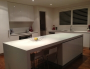 Marble and Granite Benchtops