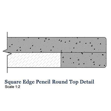 square_edge_pencil_round_top_detail
