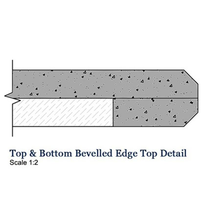 top_bottom_bevelled_edge_top_detail